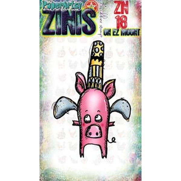 Paper Artsy Zinski Art Zinis 18