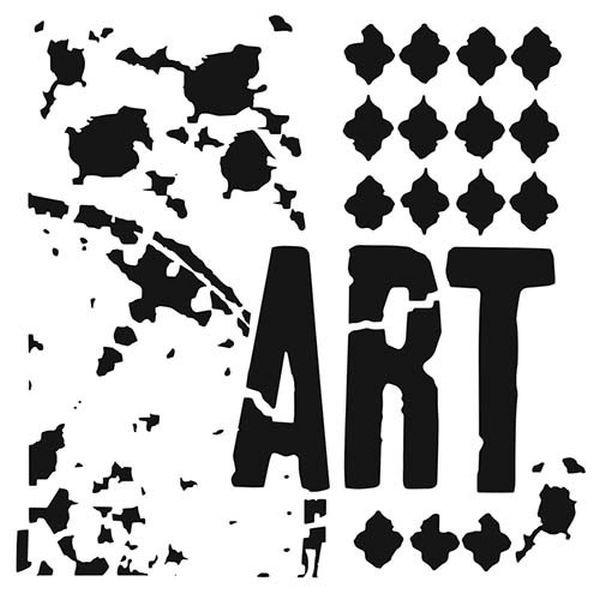 TCW Template 6x6 by Rebekah Meier Viva La Art