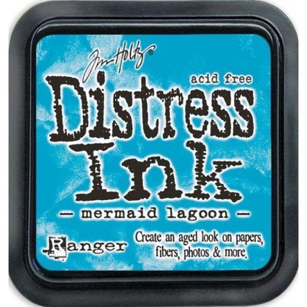Distress Ink Mini Pad Mermaid Lagoon