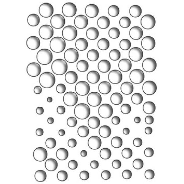 Penny Black Die Dots