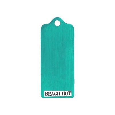 Fresco Finish Beach Hut - Translucent