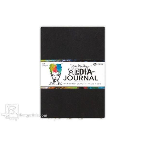 Dina Wakley Media Journal 10x14