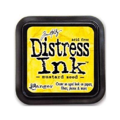 Distress Ink Mini Pad Mustard Seed