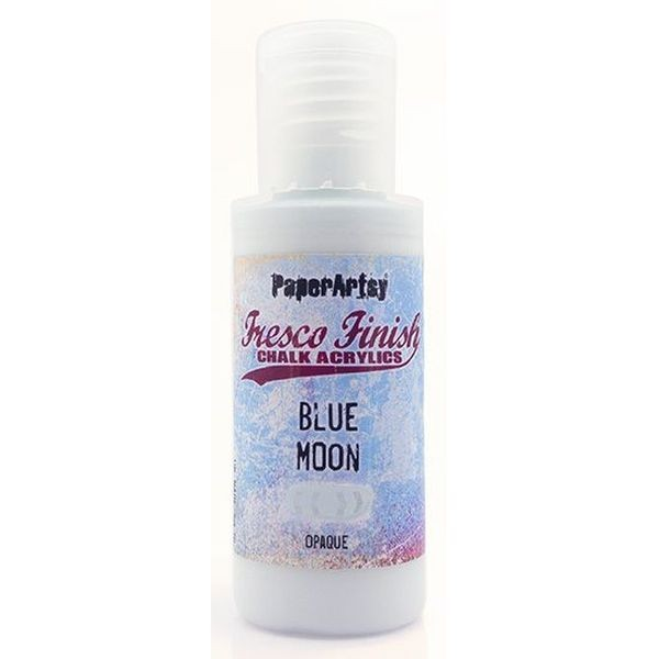 Fresco Finish Blue Moon - Opaque