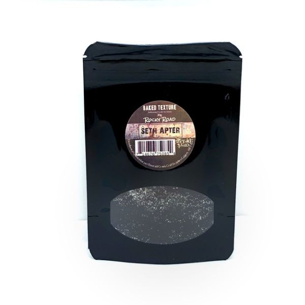 Seth Apter Baked Texture Embossing Powder Rocky Road