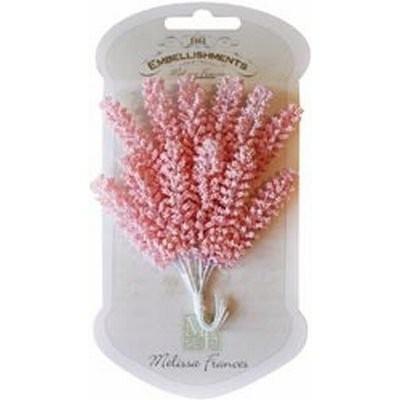 Melissa Frances Sprig Embellishment Light Pink