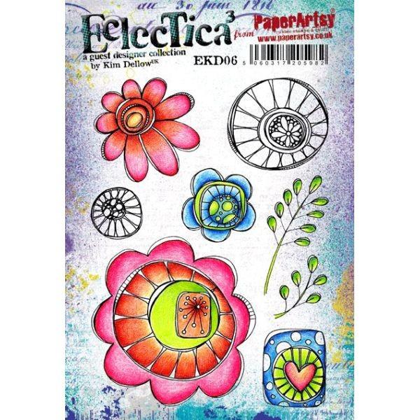 Paper Artsy Eclectica by Kim Dellow 06