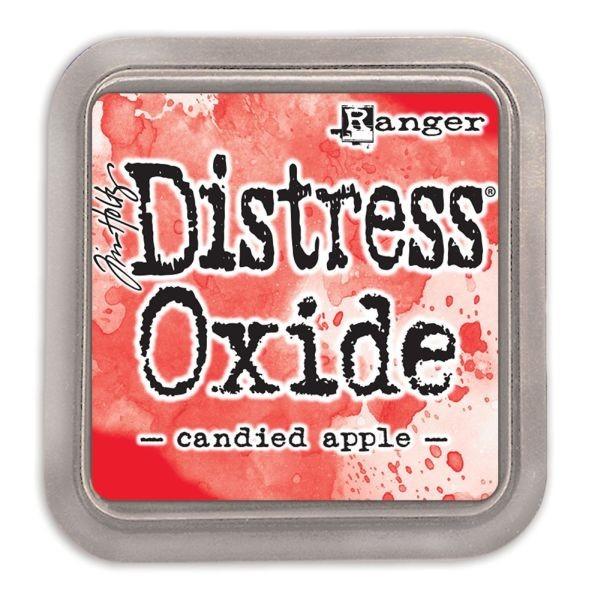 Tim Holtz Distress Oxide Pad Candied Apple