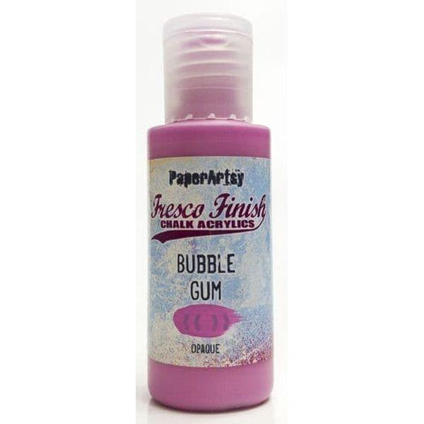 Fresco Finish 10 Bright Pinks Bubble Gum - Opaque