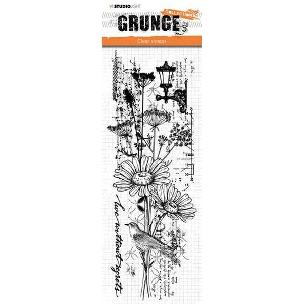 Studio Light Clearstamps Grunge Collection 4.0 No. 447