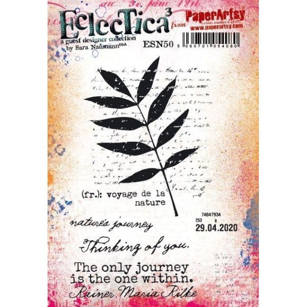 Paper Artsy Eclectica by Sara Naumann 50