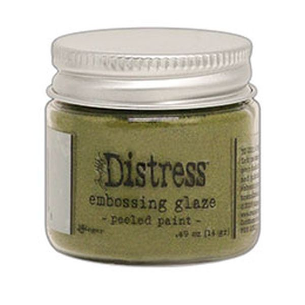 Tim Holtz Distress Embossing Glaze Peeled Paint