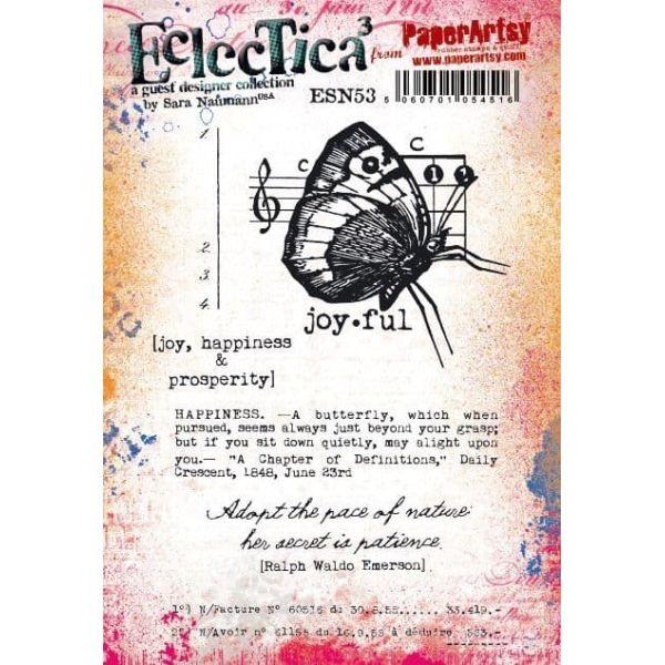 Paper Artsy Eclectica by Sara Naumann 53