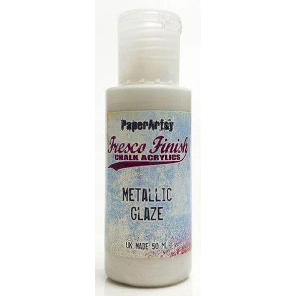 Fresco Finish Glaze Metallic