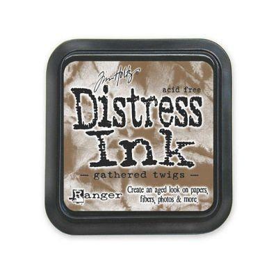 Distress Ink Mini Pad Gathered Twigs