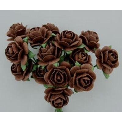 Roses Brown 1,5 cm