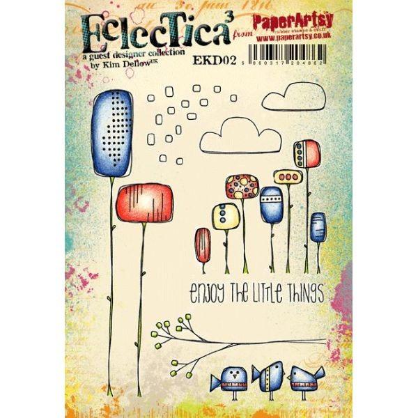 Paper Artsy Eclectica by Kim Dellow 02
