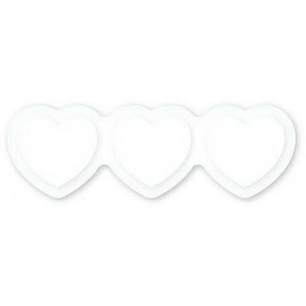 MFT Supplies Shaker Pouches Heart Trio