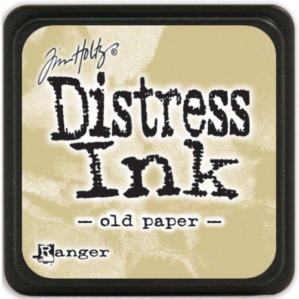 Distress Ink Mini Pad Old Paper