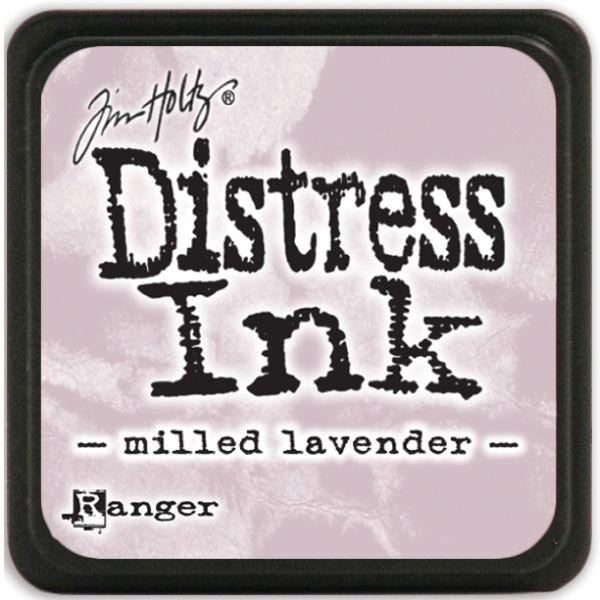 Distress Ink Mini Pad Milled Lavender