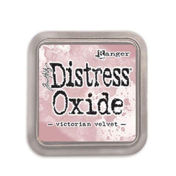 Tim Holtz Distress Oxide Pad Victorian Velvet