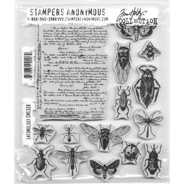 Tim Holtz Entomology
