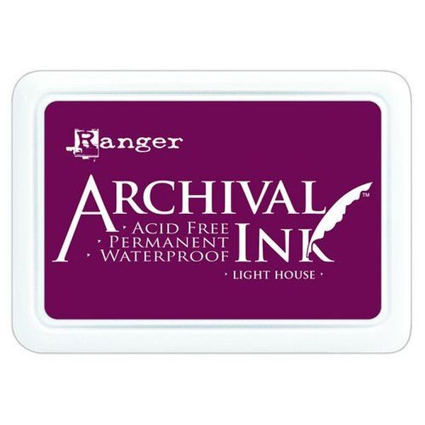 Ranger Archival Ink Pad Light House