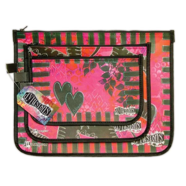 Ranger Designer Accessory Bags No. 2 Dyan Reaveley Dylusions