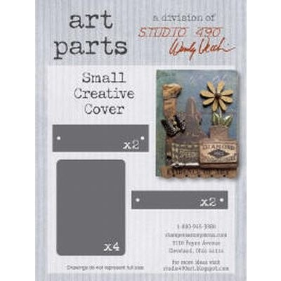 Studio 490 Art Parts Small Creative Covers