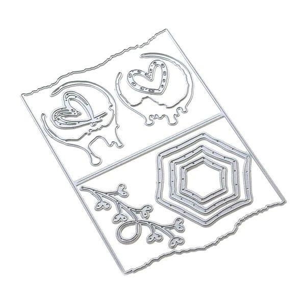 Elisabeth Craft Designs Die Decorative Insert