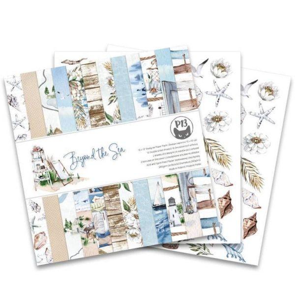 Piatek13 Beyond the Sea Paper Pad 12x12