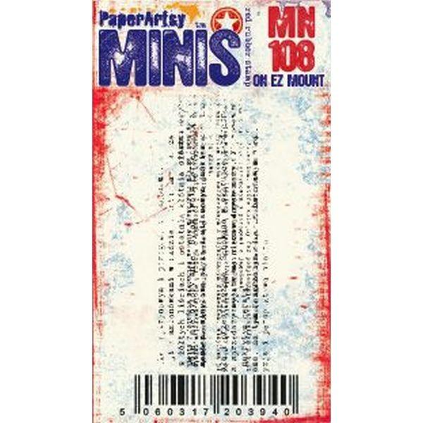 Paper Artsy Mini 108