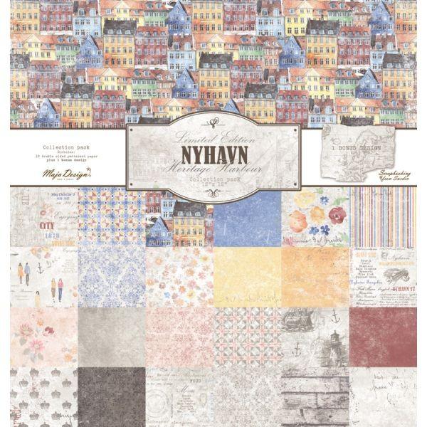 Maja Design Nyhavn Collection Pack