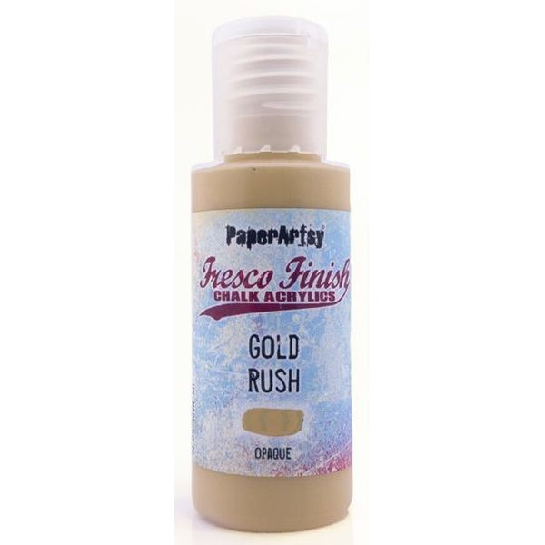 Fresco Finish by Seth Apter Gold Rush - Opaque