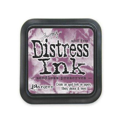 Distress Ink Mini Pad Seedless Preserves