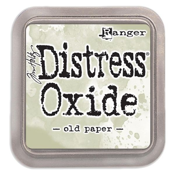 Tim Holtz Distress Oxide Pad Old Paper