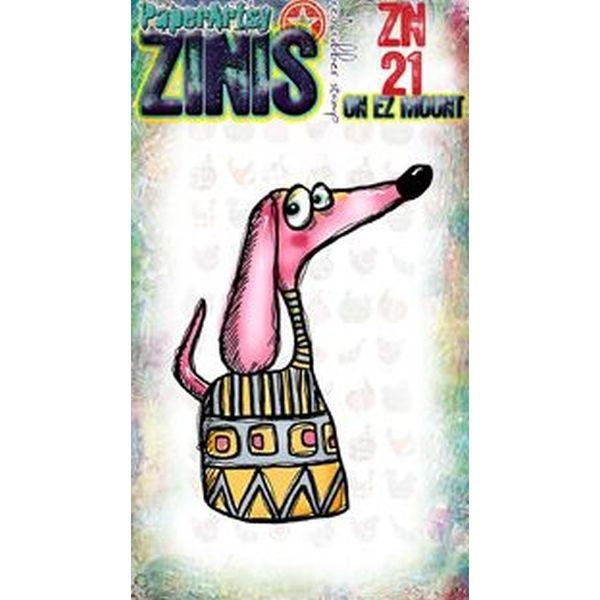 Paper Artsy Zinski Art Zinis 21