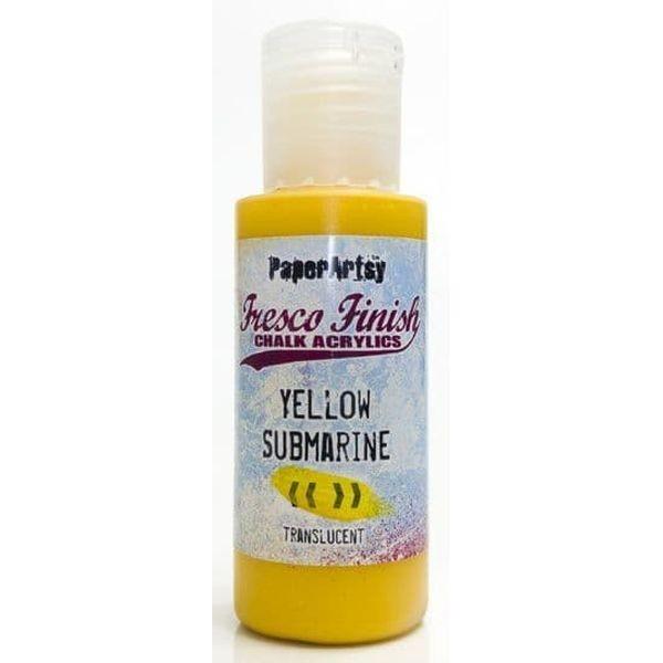 Fresco Finish 13 Bright Warms Yellow Submarine - Translucent