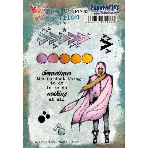 Paper Artsy France Papillon 003
