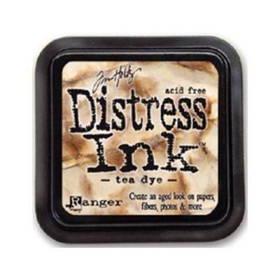 Distress Ink Mini Pad Tea Dye