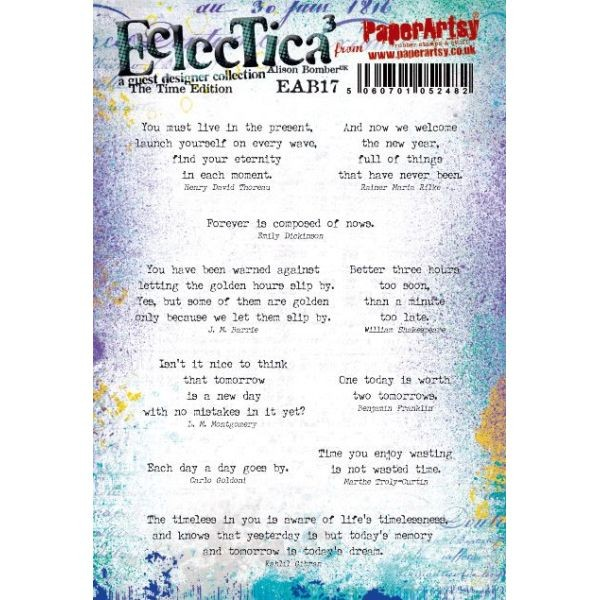 Paper Artsy Eclectica by Alison Bomber 17