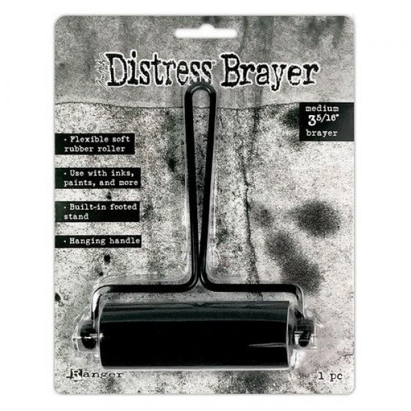 Distress Brayer Medium