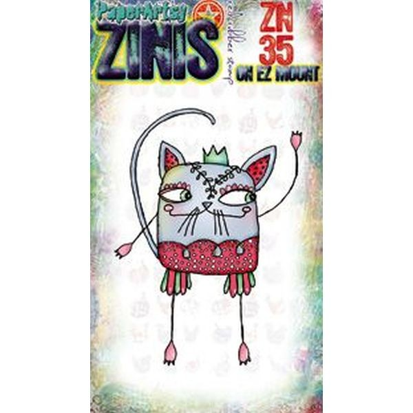 Paper Artsy Zinski Art Zinis 35