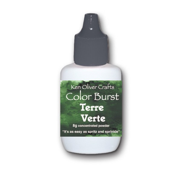 Ken Oliver Crafts Color Burst Terre Verte