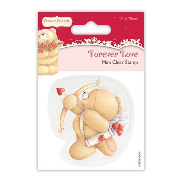 Forever Friends Mini Clearstamp Cupid