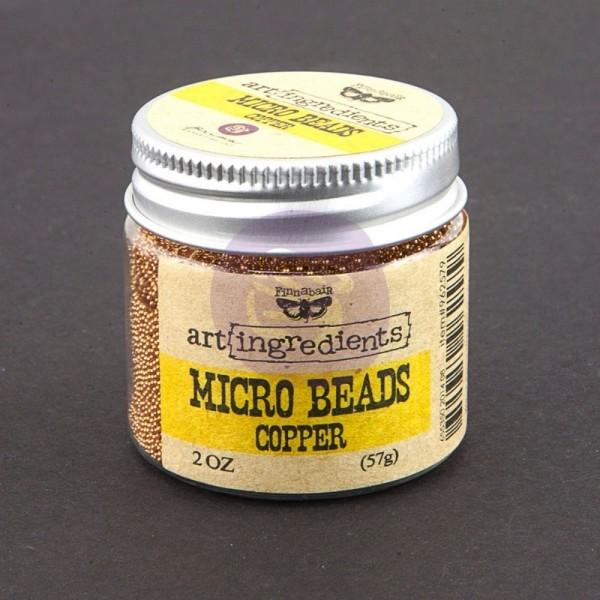 Prima Marketing Art Ingredients Micro Beads Copper