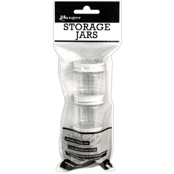 Ranger Storage Jars