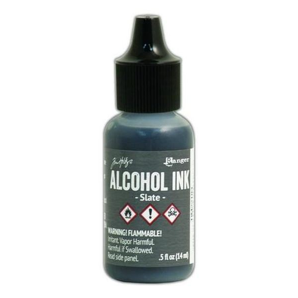 Tim Holtz Alcohol Ink Slate