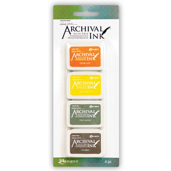 Ranger Archival Mini Ink Pad Set by Wendy Vecchi No. 5