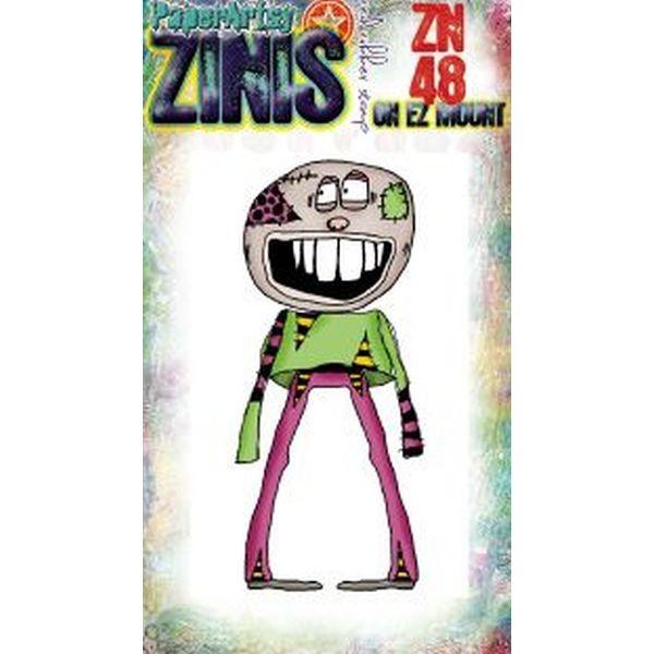 Paper Artsy Zinski Art Zinis 48